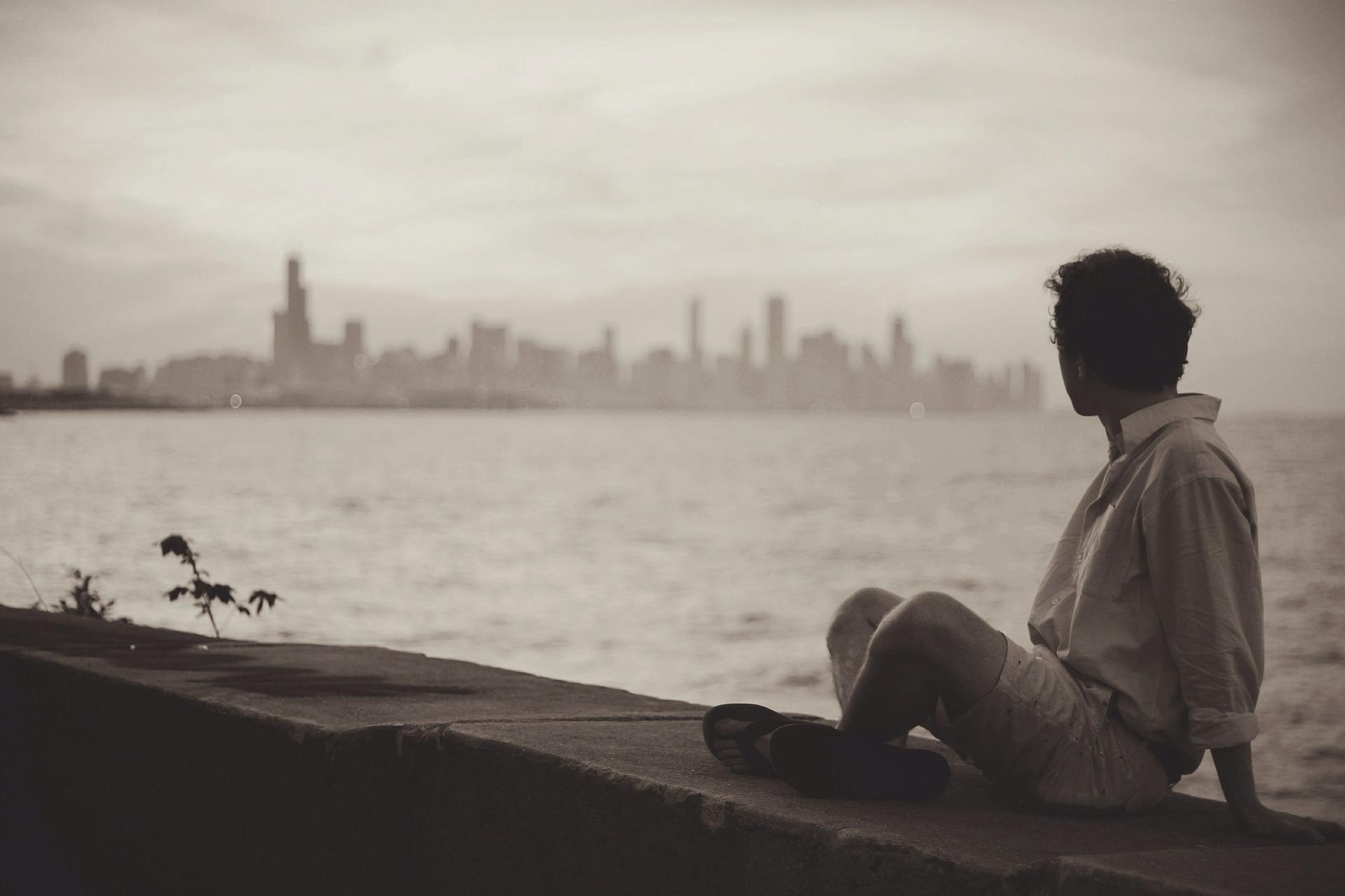 Das Gefühl der Trennung